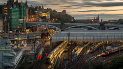 Edinburgh's beating heart