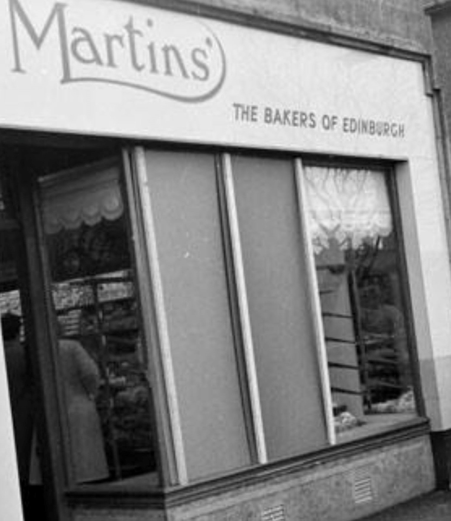 Picture 9C - Martins the Bakers on the Old Calder Road