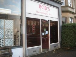 Bob's Hairdressing for Men opened in 69 Comely Bank Road, Stockbridge in 1975.