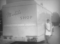 Mobile Shop circa 1960