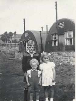 The Kennedy Children 1951