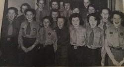 Broomhouse Festival of Music, Dancing and Drama circa 1957/8