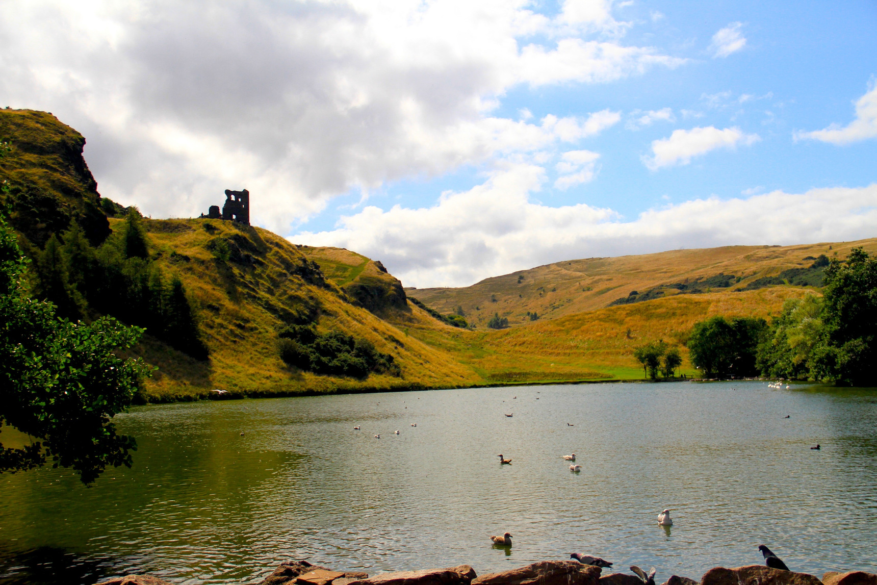 St. Margaret's Loch