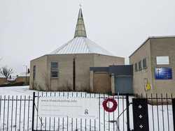 St Davids Church Broomhouse built 1965.