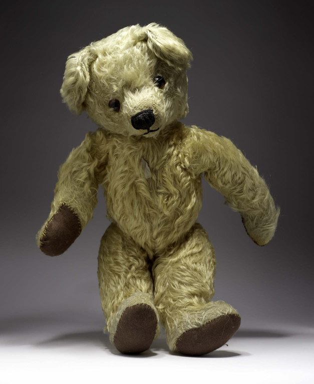 Barnaby Teddy Bear