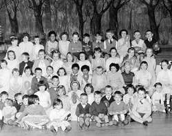 Community Centre  Party circa 1965