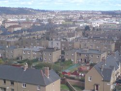 Broomhouse Estate from 1939 to the mid 1970s
