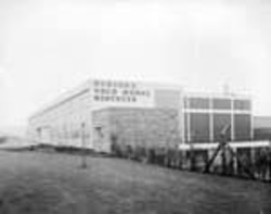 Sighthill Industrial Estate-Burtons Biscuit Factory 1960