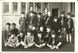 Broomhouse Primary School - 110th Gorgie Cub Pack 1950s