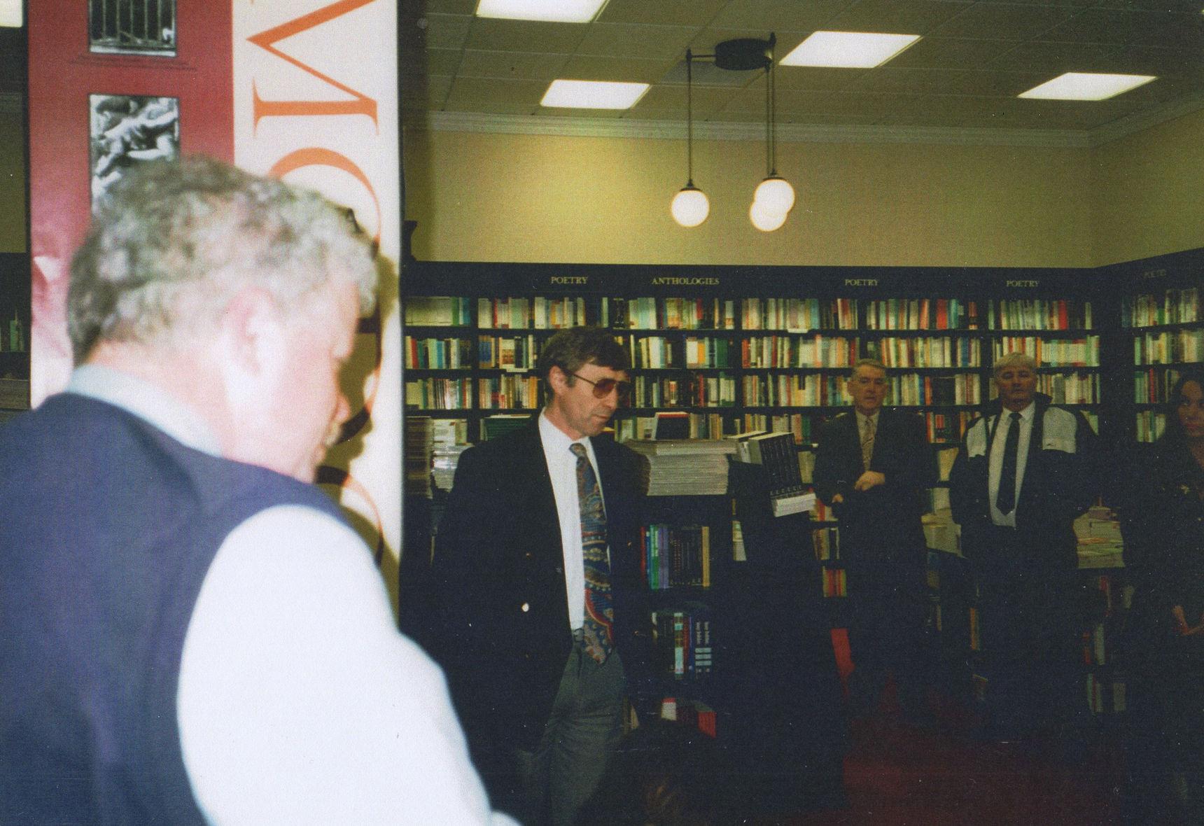 Meeting Muhammad Ali - Ken Buchanan