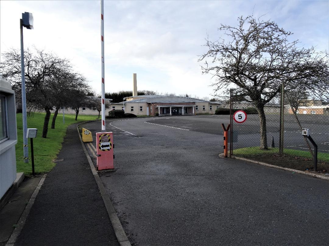 Sighthill Industrial Estate - Government Offices Bankhead Ave