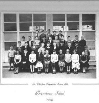 Broomhouse Primary School - Class of 1956