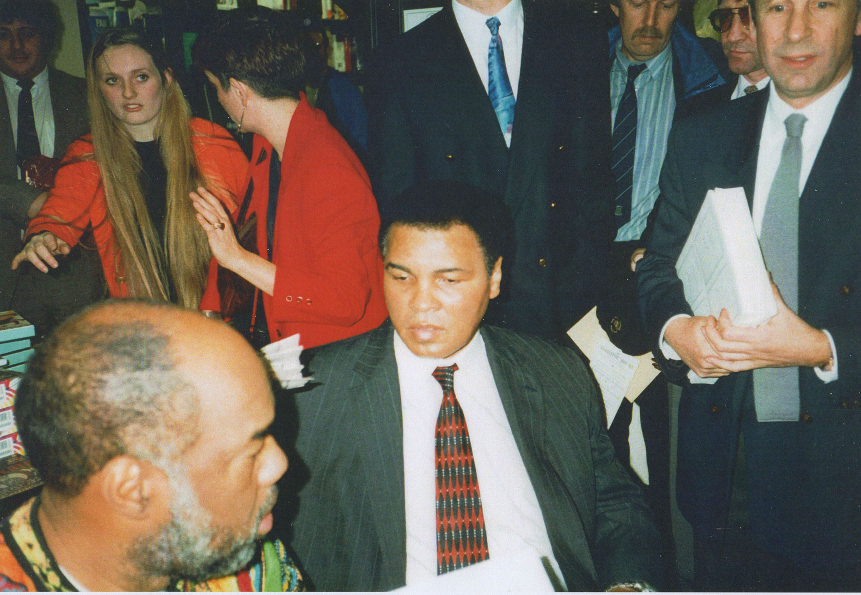 Meeting Muhammad Ali