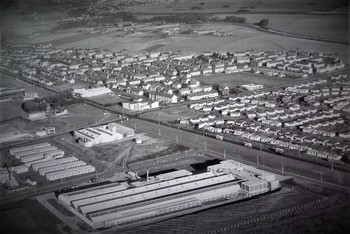 History of Wester Hailes in the 1960s