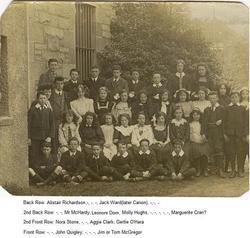 1907 pupils