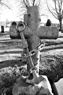 Gravestone of a Mariner.