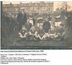 1920 Holy Cross Football team