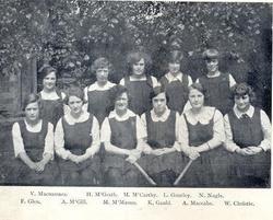 1925-26 Hockey 1st XI