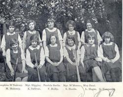 1925-6 2nd Hockey XI