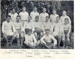 1925-6 1st Rugby XV