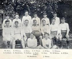 1925-6 2nd Rugby XV