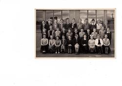 WESTER HAILES PRIMARY SCHOOL C.1955