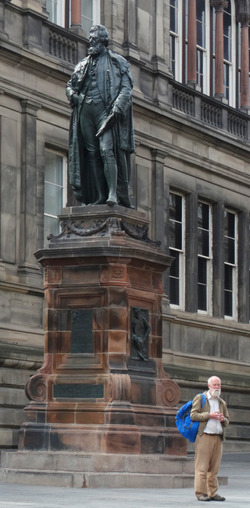 William Chambers, Lord Provost and Edinburgh town planner