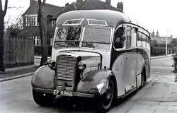 Mobile Shops of the 1940s and 1950s.
