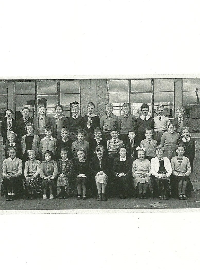 Wester Hailes Primary School - Class of 1955/6 Teacher Unknown