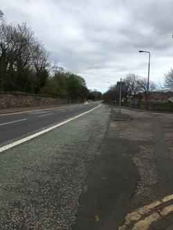 Old Dalkieth Road 17 April 2020 17:06
