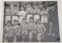 St Josephs Primary School Football Team circa 1958
