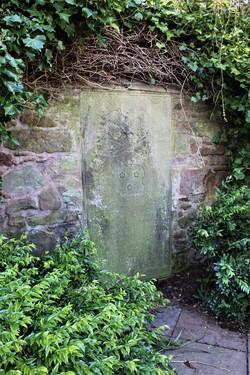 Gravestone of John Livingston