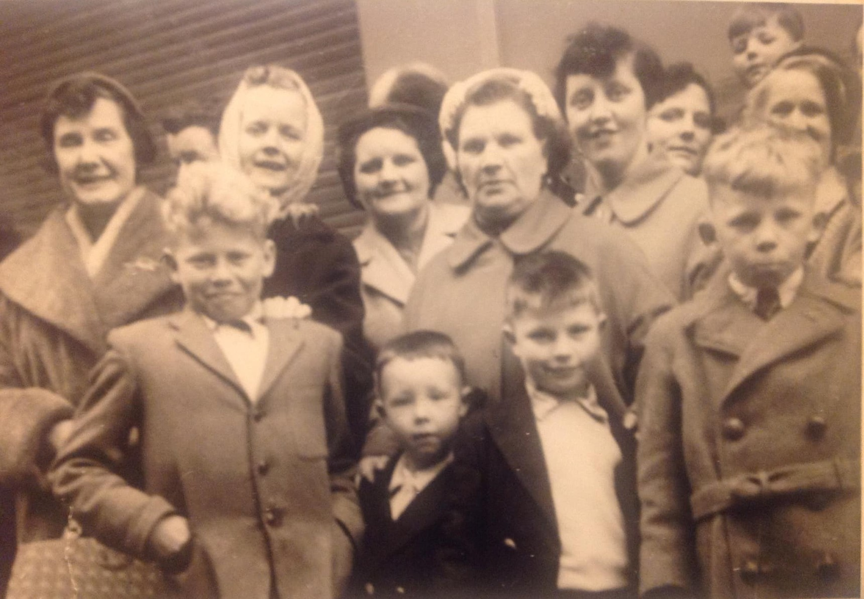 One O'Clock Gang Show Outing from  Broomhouse Grove 1958/9