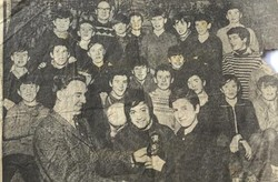 Broomhouse Youth Club 1960s