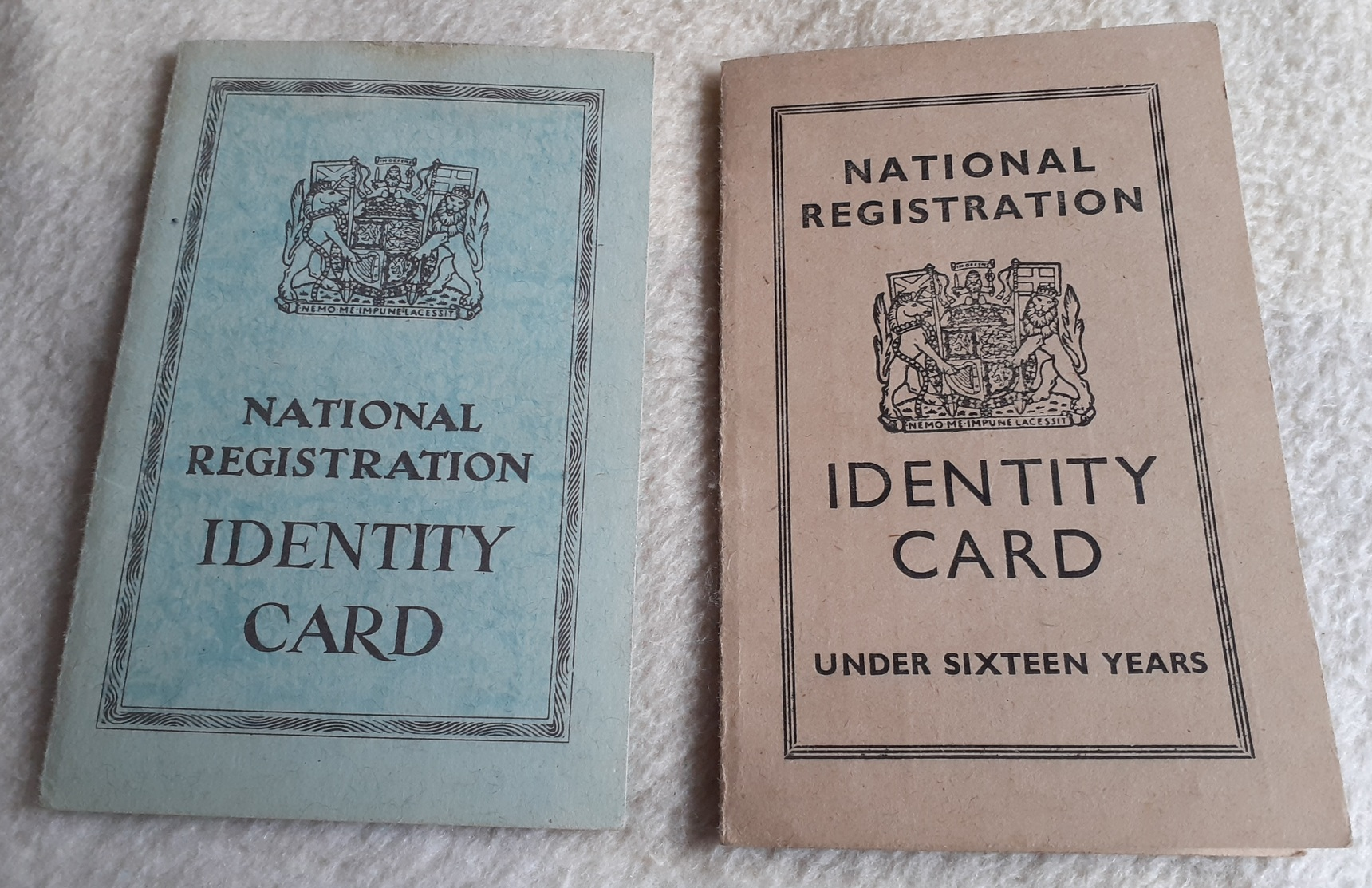 National Identity Cards