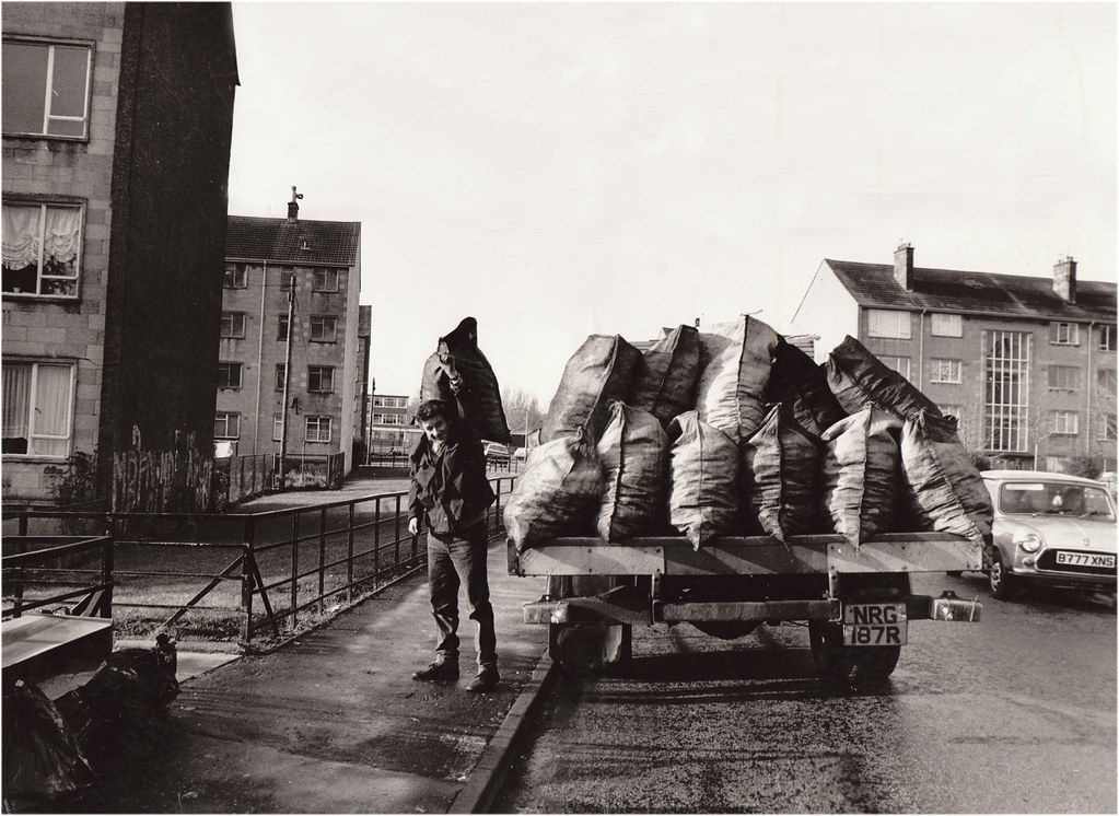 Coal Delivery on the Estates