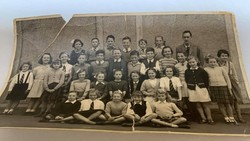 """Wester Hailes Primary School - Mr Sutherland's Class 1953/54 """"A"""""""