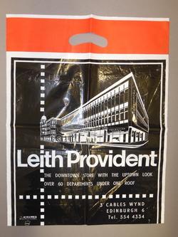 Leith Provident carrier bag