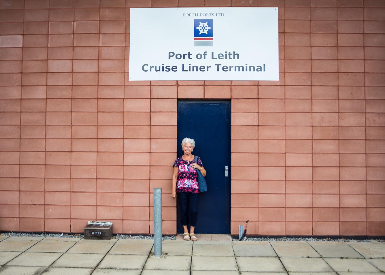 A Leith Ferry
