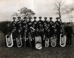 City Of Edinburgh Band 1920s