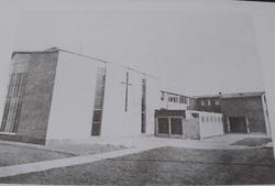 St Nicholas Church 1958