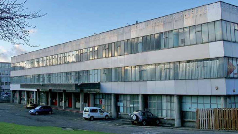 HMSO Sighthill Industrial Estate