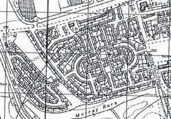 Sighthill Prefab Estate 1960