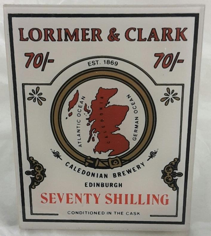 A Founding Edinburgh Ale