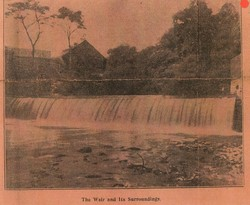 """""""The Weir and its Surroundings"""""""