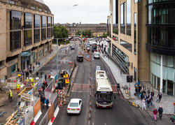 Top of Leith Walk