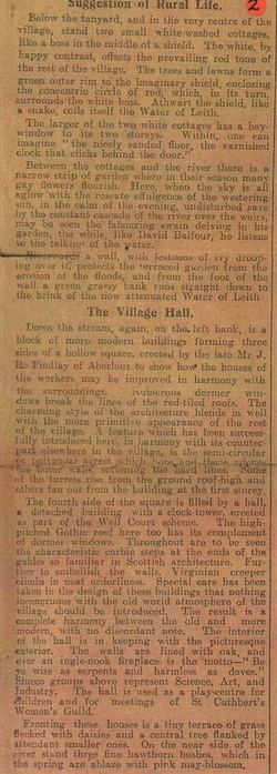 """"""" THE WEEKLY SCOTSMAN, SATURDAY, OCTOBER 8, 1927."""""""
