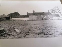 Shaws Farm Buildings- Calder Road Broomhouse 1950s