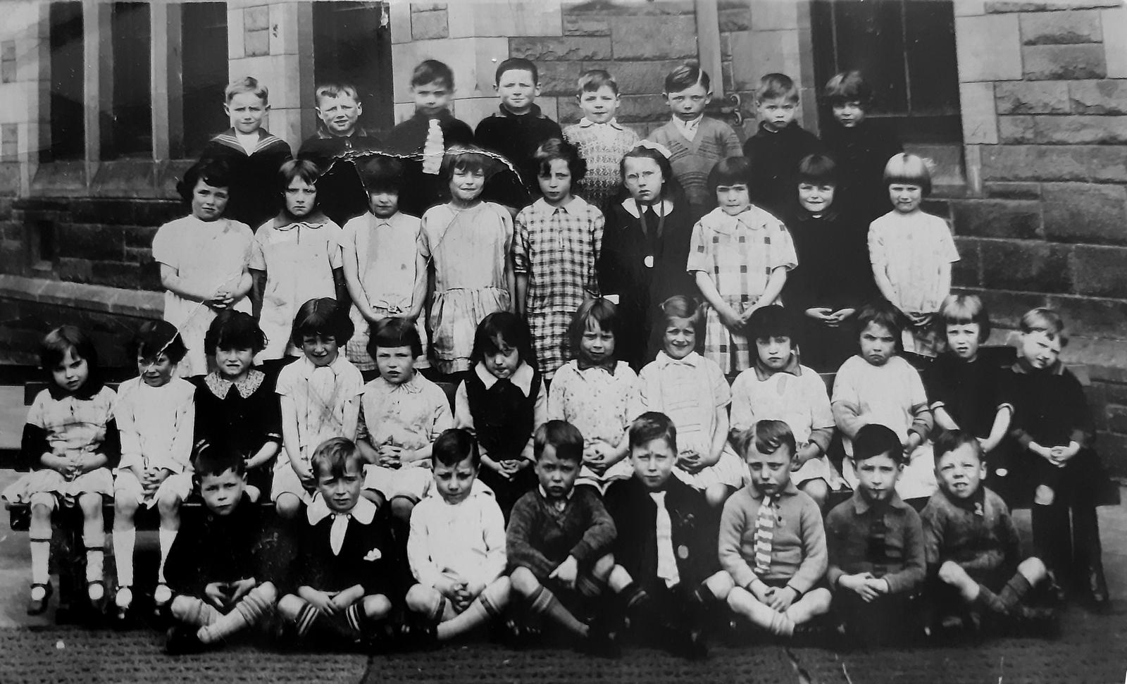Bonnington Road Primary Class Portrait c.1928