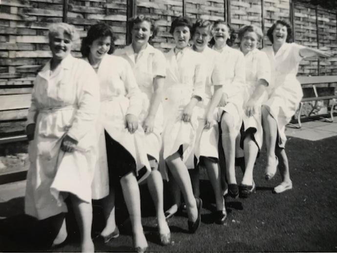 Inglis Green Laundry 1960
